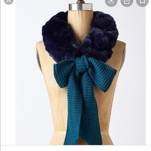 Darling Anthropologie Scarf